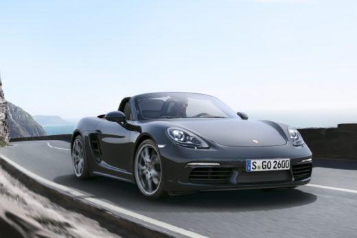 b869ff49d219c9f05352da645fbf863d 520x347 - Новый Porsche 718 Boxster стартует на российском рынке