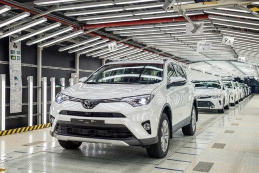 ba7951f867c7b61df6652410f0ad4e8b 520x347 - Петербургский завод Toyota за 10 лет выпустил более 280 тысяч автомобилей