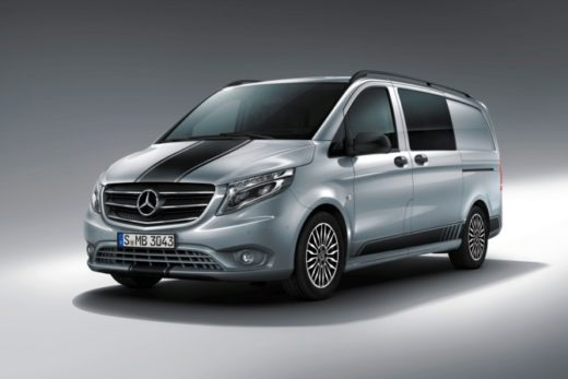 bba4ff4a047d08049a7b0c3612a4d6d0 520x347 - Mercedes-Benz Vito получил спортивный пакет