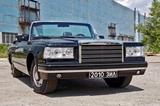 bdc730cf5ad0d995f601920e77abf78a 520x347 - Новые лимузины «ЗИЛ» покажут на автосалоне в Москве
