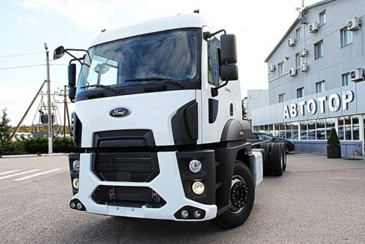 c3530a11a243abd17d31fec3dd93e276 520x347 - На заводе «Автотор» стартовало производство новых грузовиков Ford