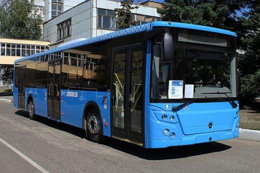 c6f690c93e201077a7e39f67c7626012 520x347 - «Группа ГАЗ» поставила в Тюмень автобусы большого класса