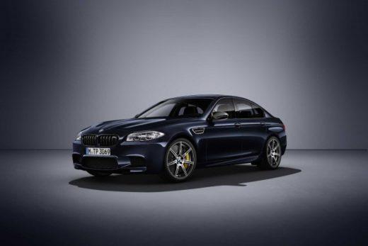 ca3cddb45ff9e05e14d22c2d74e09d92 520x347 - BMW привезет в Россию спецверсию седана M5