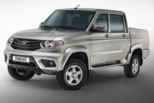 cb4788bbe939aa82672ae7149585d4cb 520x347 - УАЗ Pickup стал лидером рынка пикапов в августе
