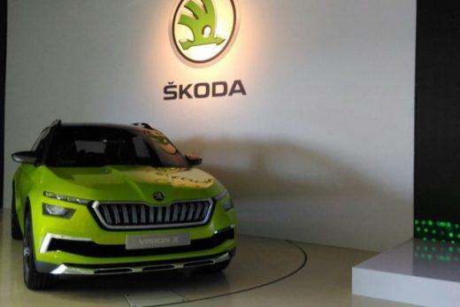 ce0b3ef92d9980f7e7917ca5e41f97d9 520x347 - В 2019 году Skoda представит серийную версию кроссовера Vision X
