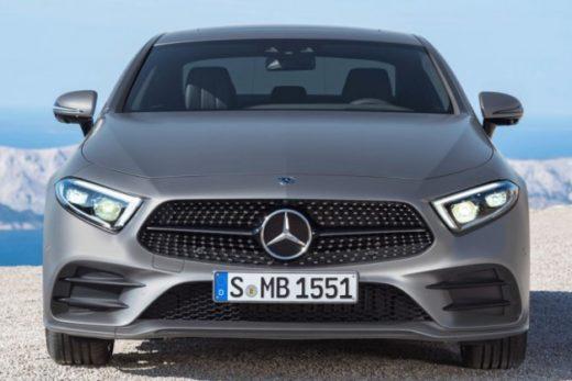 ce5626c702bab27b04173c3667bdc17e 520x347 - Снижены цены на купе Mercedes-Benz CLS-Klasse