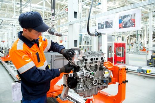 cf1c945807ddd6f8f529818cc776f9fe 520x347 - Локализация двигателя Ford на российском заводе составила 78%
