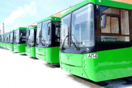 cf1d76aba37a7abd7f5ee8bea58af37e 520x347 - КАМАЗ поставил 70 автобусов «НЕФАЗ» в Крым
