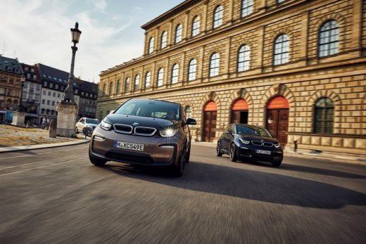 cf82148be91e9b1cf815bfdfaf7eeb7e 520x347 - Новые электромобили BMW i3 и i3s доступны у российских дилеров с 1 ноября