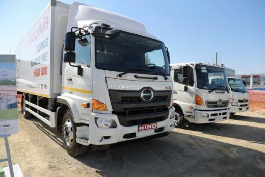 cf8293b3adf64dd59f31022d17c8f64e 520x347 - В Подмосковье началось строительство завода Hino Motors