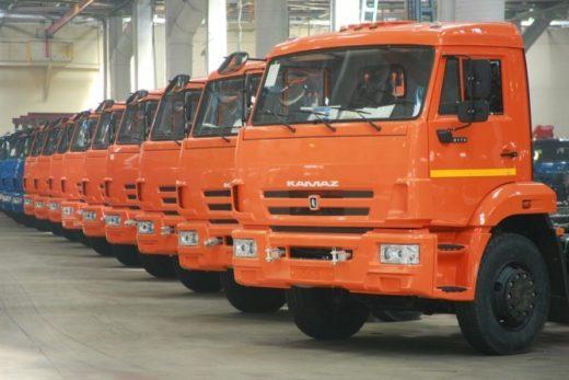 d13c680f686fd508a1b5c46a556fb3e8 520x347 - Экспортные поставки грузовых автомобилей из РФ выросли на 3%