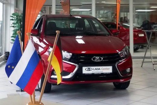 d22ba11af7589548bd506a6cdfd1a414 520x347 - Продажи автомобилей LADA в Евросоюзе в I квартале выросли на 63%