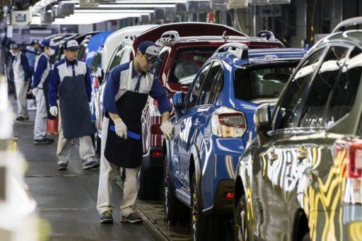 d3186e1673bd76613f528dc7670b91d7 520x347 - Subaru остановила работу своего завода в Японии из-за тайфуна