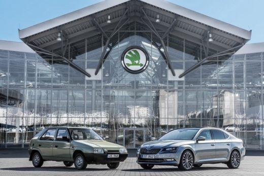 d3229232128dde911c255525879fab8a 520x347 - Skoda и Volkswagen Group отмечают 25-летие сотрудничества