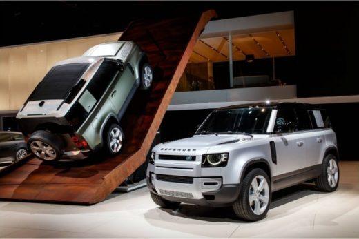 d5a4972c502e42334757f44f3fb1fea5 520x347 - Названы сроки появления нового Land Rover Defender в России
