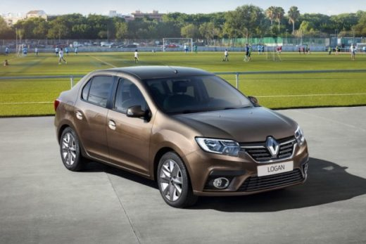 d708fb9419732bd05145e00b7befe1b4 520x347 - За два года минимальная цена Renault Logan выросла на 69 тыс. рублей