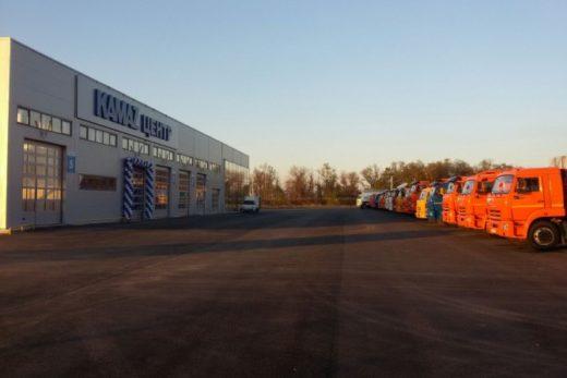 d7726a015c3b006642f46c43366d47c4 520x347 - В Ростове-на-Дону открылся новый дилерский центр «КАМАЗ»