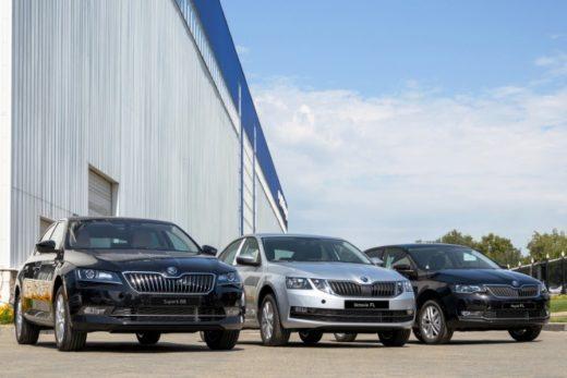 d8cb2d891505165f470105421c6cbd07 520x347 - Казахстанский завод «Азия Авто» возобновил выпуск моделей Skoda
