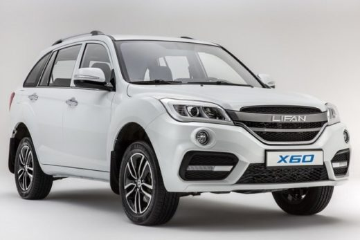 da6dd4adb7106d522db030b945a362f0 520x347 - Lifan X60 сохранил звание лидера продаж среди китайских автомобилей в России