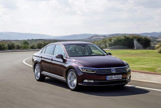 db066ed68eea28e57413d8e1ec2bc5e4 520x347 - Volkswagen Passat стал доступнее