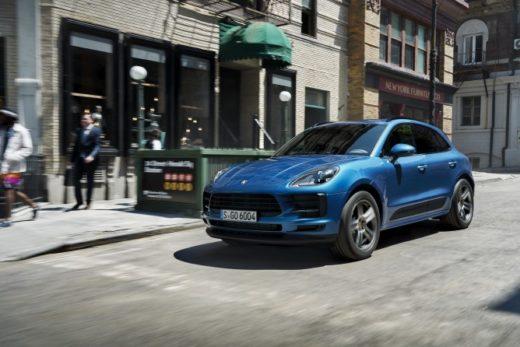 db3090f09b3bcacb850d4b704cc91db3 520x347 - Новый Porsche Macan будет электрическим