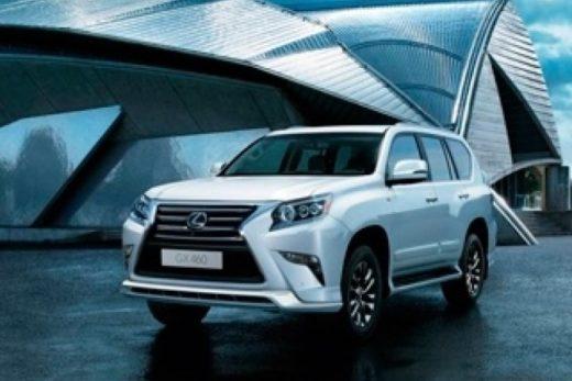 db8007631ebadd375f9f12f8c9fc6874 520x347 - Lexus начал прием заказов на внедорожник GX 460 в версии Sport