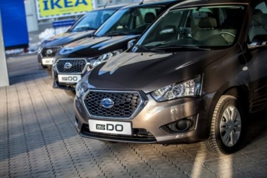 dbdeca5d7623b2d5e0dfb7da32ce4916 520x347 - Datsun начал продажи в Беларуси