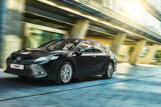 dc44f64044461e36086aa959d68b6081 520x347 - За последние два года минимальная цена Toyota Camry выросла на 244 тыс. рублей