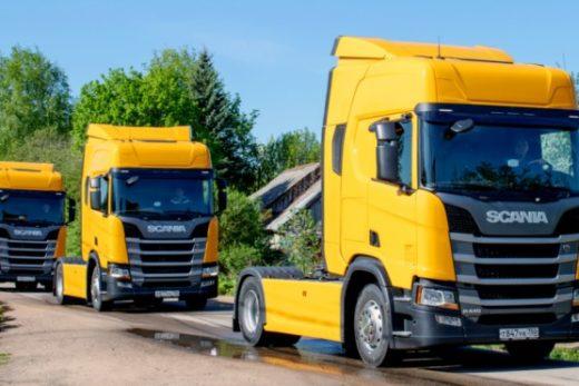 dd21f7f255e2bca53d88c768f37bf539 520x347 - Scania поставила 55 новых грузовиков транспортной компании «Траско»