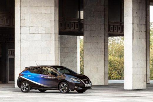 ddd8fddfe2207186411ff1c1d990b118 520x347 - В московском каршеринге появились 30 электромобилей Nissan Leaf
