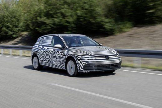 dfe23d3ddade9641a6fd495c2d0f11f3 520x347 - Новый Volkswagen Golf вышел на последний этап испытаний
