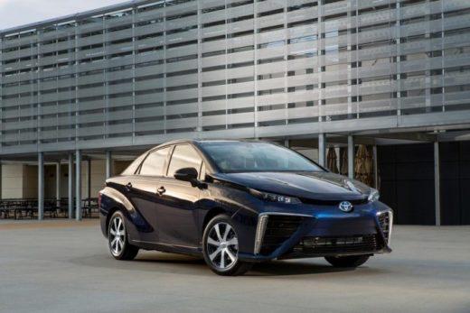 e1f3ec651e8dc14cdcc25b69bee57c4d 520x347 - Toyota выпустит новый водородный седан
