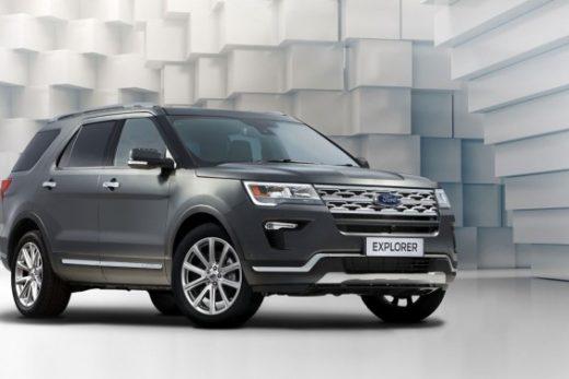 e2a8e1c2ef2a7c20a88afeac65a3d868 520x347 - Обновленный Ford Explorer поступил в продажу в России