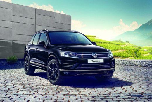 e35ef27ad1cfa310afb1e2f4248b0fb3 520x347 - Volkswagen Touareg получил спецверсию в России