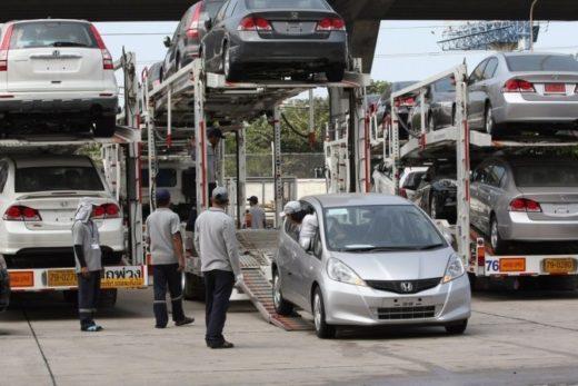 e45fd4915f98efae3f893a6b490332b1 520x347 - Импорт легковых автомобилей в январе - апреле упал на 38%