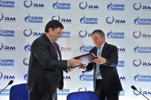 e4885f534c52ed3ebbf20cef9452a2ba 520x347 - «Русские машины» произведут оборудование для газовых заправок «Газпрома»