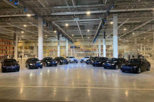 e4b8b05c7e3f1519d34b9088f0c364e2 520x347 - Владимир Путин рассказал о российском заводе Mercedes-Benz, приехав туда на лимузине Aurus
