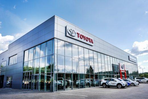 e597abba60a3d786fd6e257b7abf9118 520x347 - Toyota открыла первый дилерский центр в Смоленске