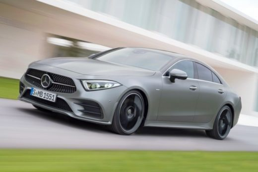 e766728f1fbe2ecdfed9ce8d2acf0172 520x347 - Объявлены российские цены нового Mercedes-Benz CLS