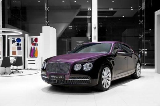 e8c9c07a6fc15961d9507f62593eeff0 520x347 - Bentley выпустила новые спецсерии Flying Spur W12 и Continental GT специально для России