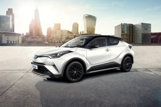 ea316eef0c4ed0025940172d3c367b3c 520x347 - Toyota объявила старт продаж нового купе-кроссовера C-HR