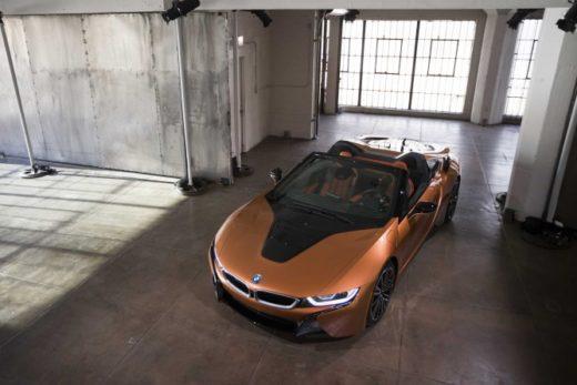 ea65bf3267c7b078459f69cc268bd54e 520x347 - Объявлены цены на новые BMW i8 Roadster и BMW i8 Coupe