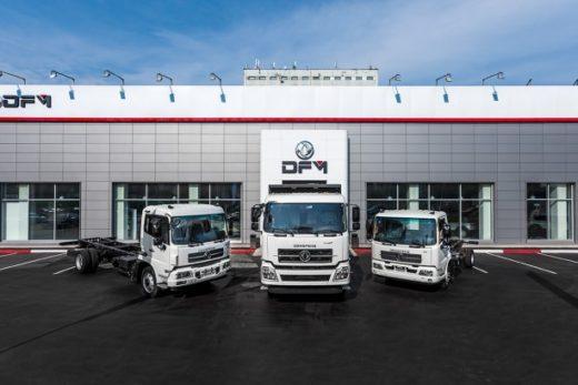 ec7f886e6e1435e4e9a19633737b4cfd 520x347 - Dongfeng Trucks выходит на российский рынок