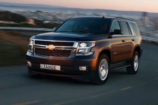 ec8717d40bca5e748e558a2e8b3c024b 520x347 - Внедорожник Chevrolet Tahoe прибавил в цене 50 тысяч рублей