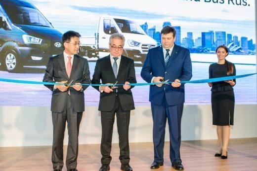 ecb6b26cb33f78136ff62a155a87ccbd 520x347 - В России открылось представительство коммерческого транспорта Hyundai