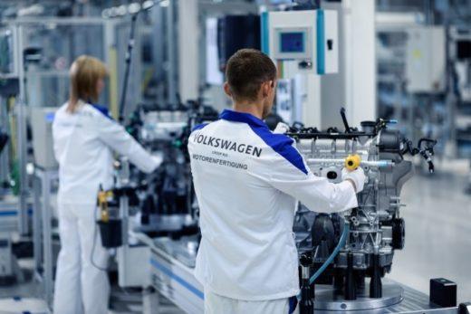 eda16bc0cbf54891b74cac81404a7f7e 520x347 - Volkswagen выпустил 200-тысячный двигатель в России