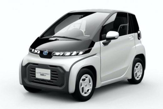 ee31cad7457ef9a277385c30b6e19d2d 520x347 - Toyota представила электрический сити-кар