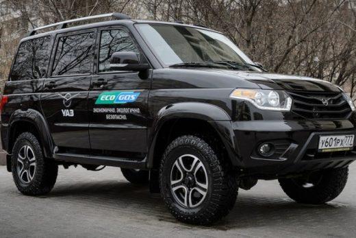 ee384399956240615e0c72d38e1cfa63 520x347 - УАЗ передал автомобиль «Патриот CNG» в Минэнерго РФ