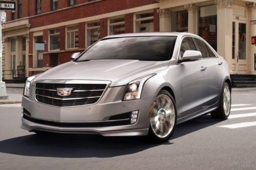 f0f7797a158b43219600309fd1fe6d60 520x347 - GM прекратит производство седана Cadillac ATS в США