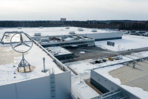 f3c632b085555fd46ff690781facdb08 520x347 - Mercedes-Benz в перспективе может расширить производство в России